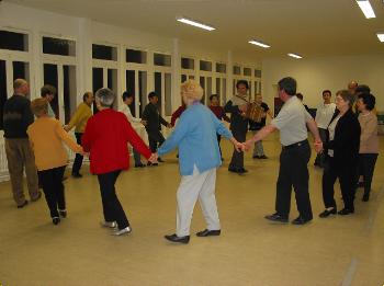 Joël Grollier cours de danse