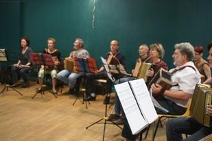 Stage musique d'ensemble