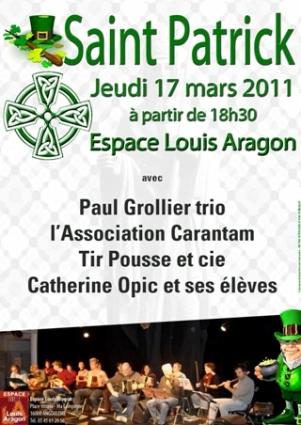 St Patrick 2011 modifié